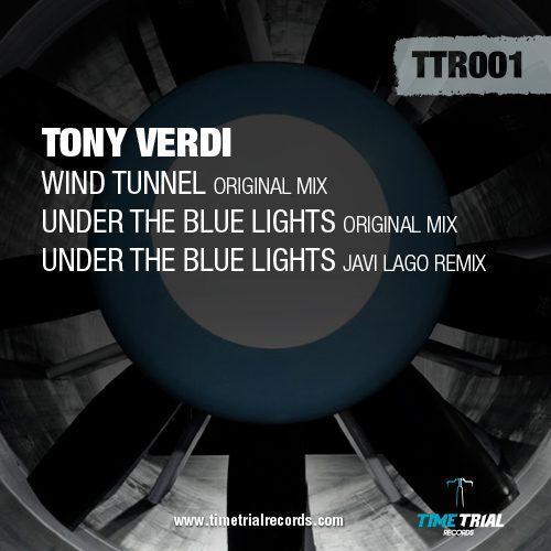TTR001 TONY VERDI