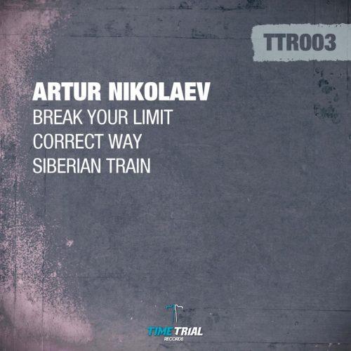 TTR003 ARTUR NIKOLAEV