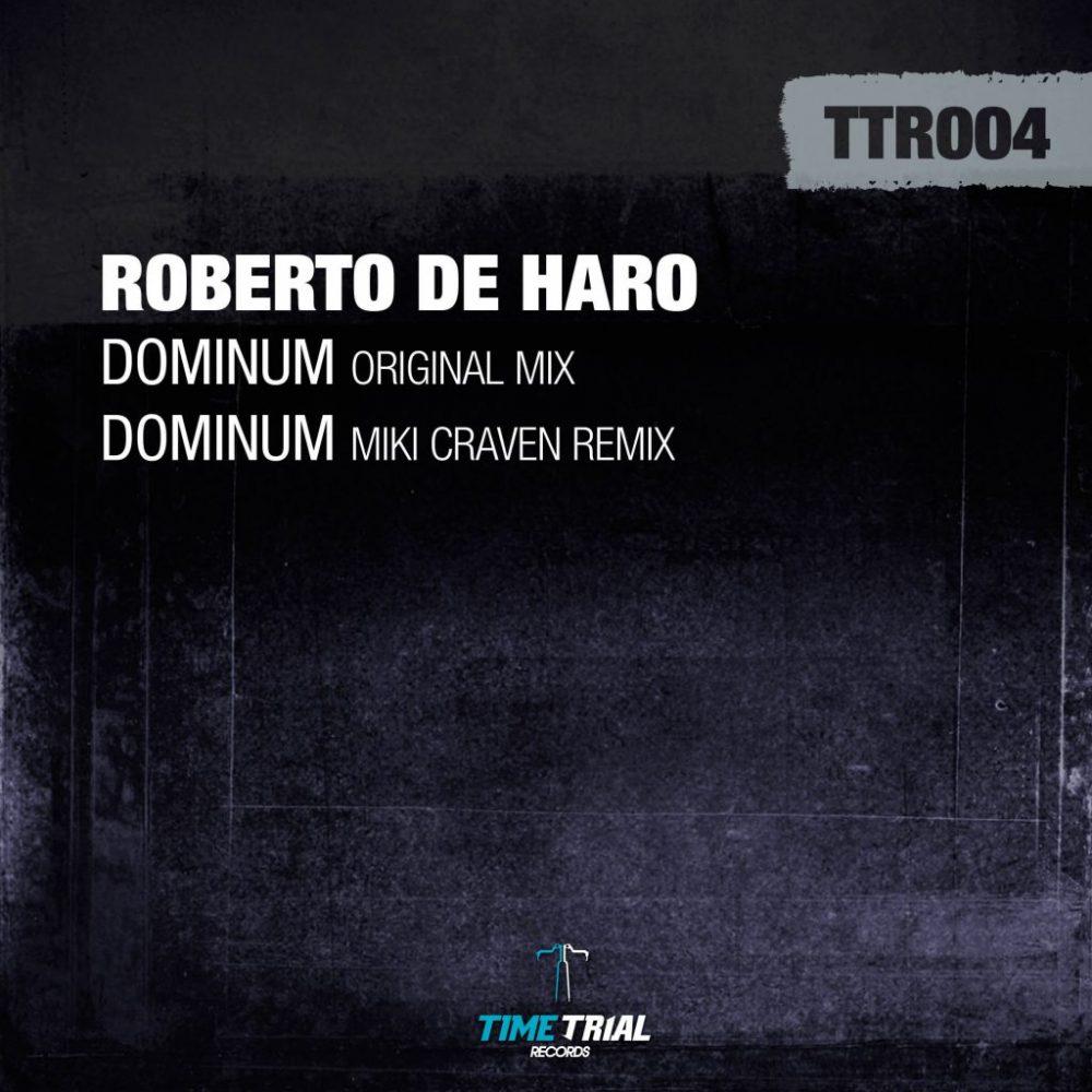 TTR004 ROBERTO DE HARO