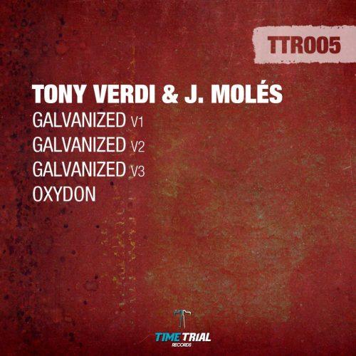 TTR005 TONY VERDI & J. MOLÉS